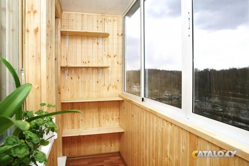 Отделка лоджии или балкона купить в Ярославле недорого рукас.
