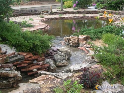 Строительство прудов и водоемов