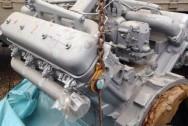 Двигатель ЯМЗ-238 с турбонадувом