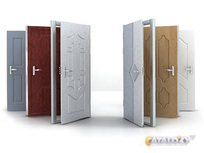 железные двери подбор