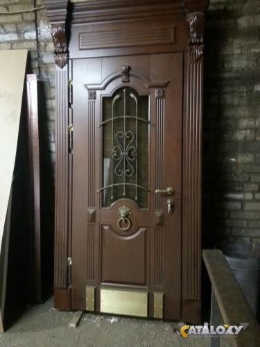 двери входные металлические для загородных домов от производителя москва