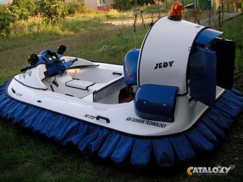 Лодка на воздушной подушки своими руками