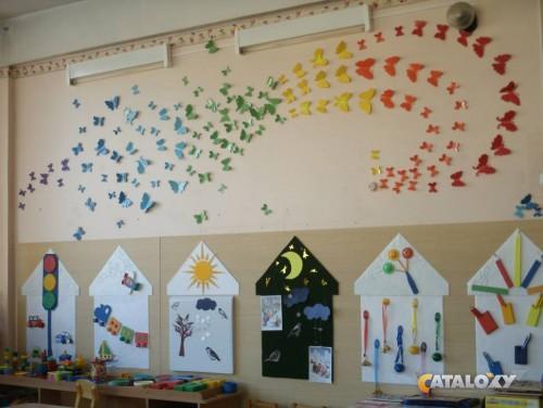 Оформление группы в детском саду своими руками фото