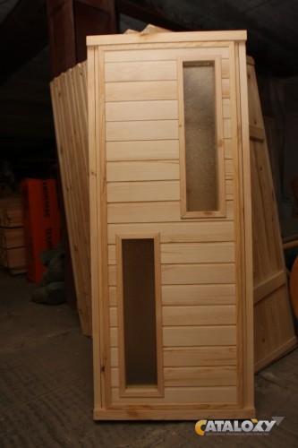 Дверь для бани из вагонки своими руками
