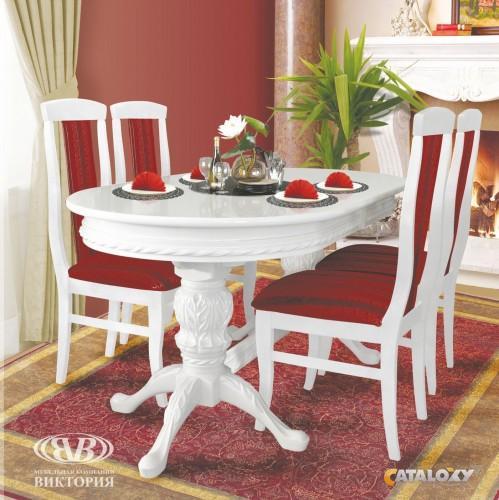 Столы и стулья виктория