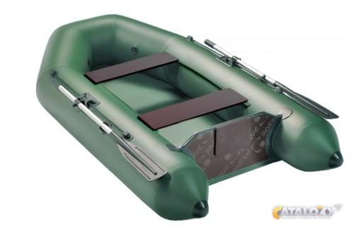 моторная лодка пвх аква 2800