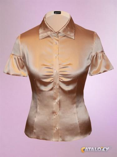 Блузки Из Шелка С Доставкой