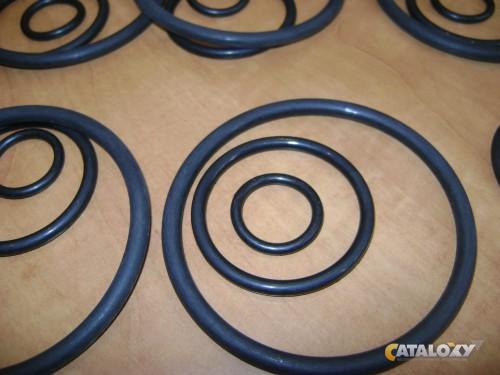 Уплотнительные резиновые кольца клапана стабилизатора РДГ