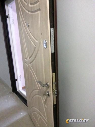 входные металлические двери с отделкой мдф недорого