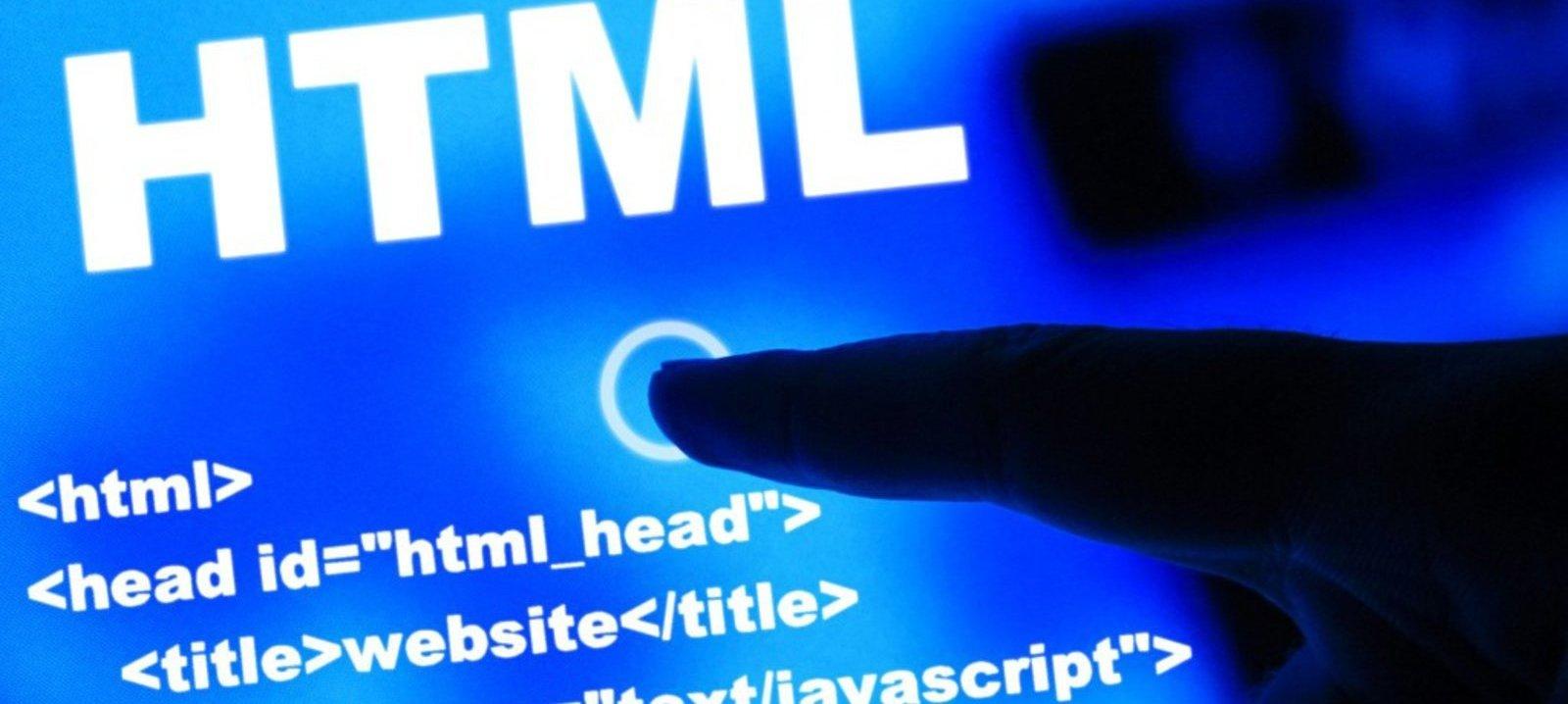 Как сделать сайт с помощью html кодов