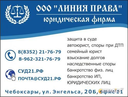 банкротство физ лиц чебоксары