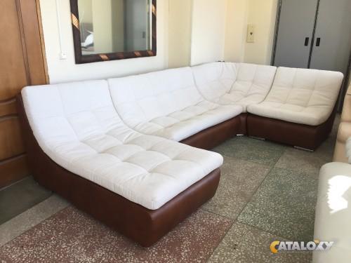 модульный диван ланкастер в текстиле купить в зеленоградe недорого